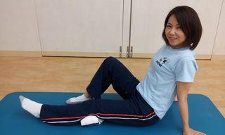膝のトレーニング